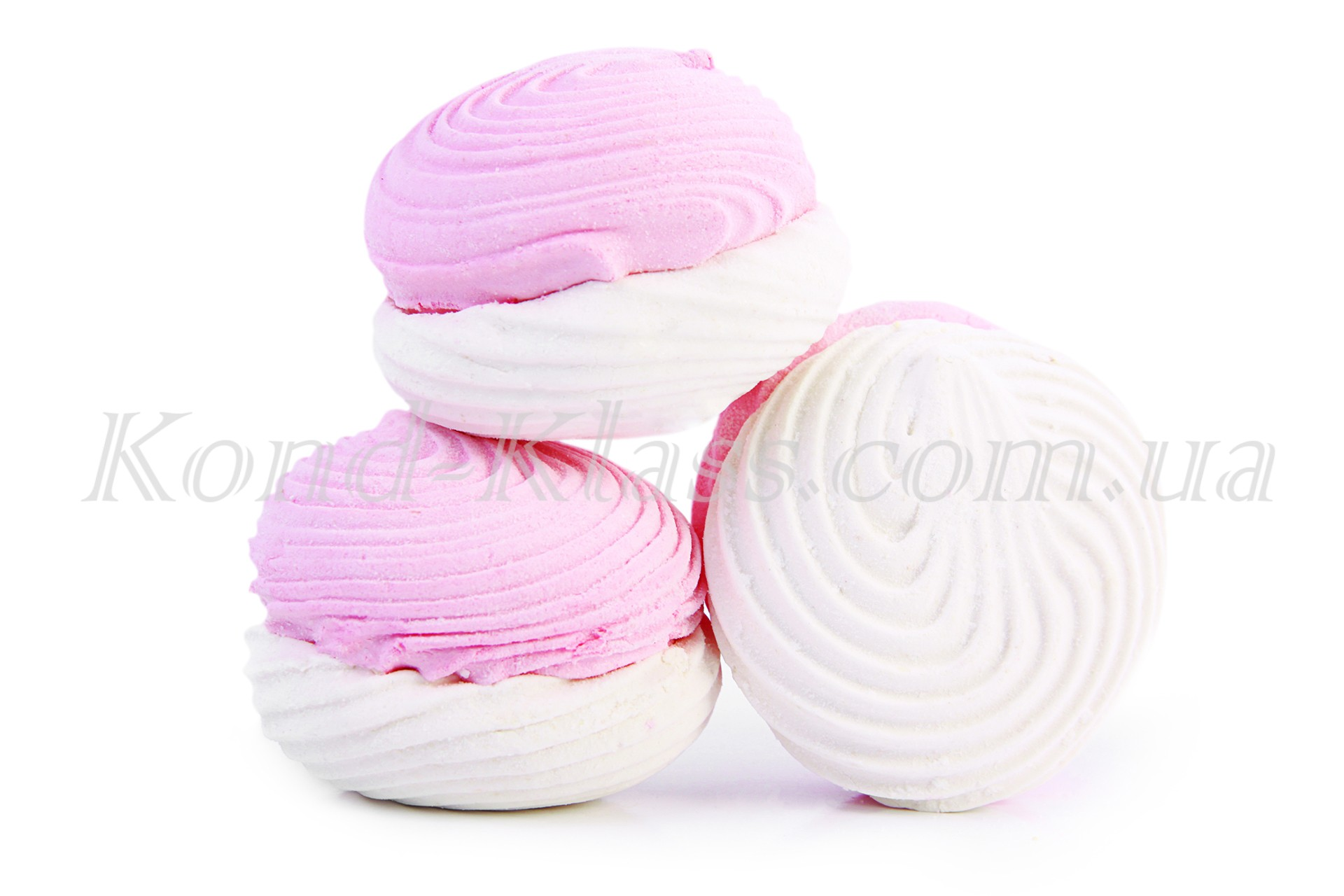 Бело-розовый Конд-Класс